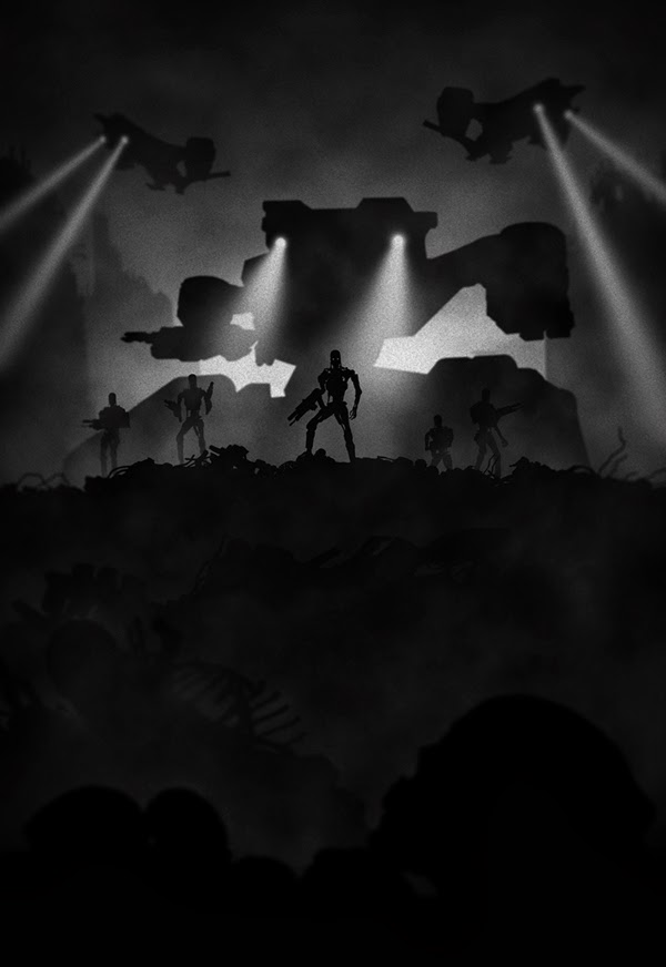 Marko Manev. Noir Series Vol. 2. Films. Terminator