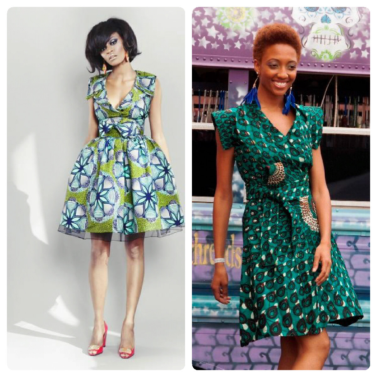 Pin Ankara Styles African Beautiful Dresses Women Fashion