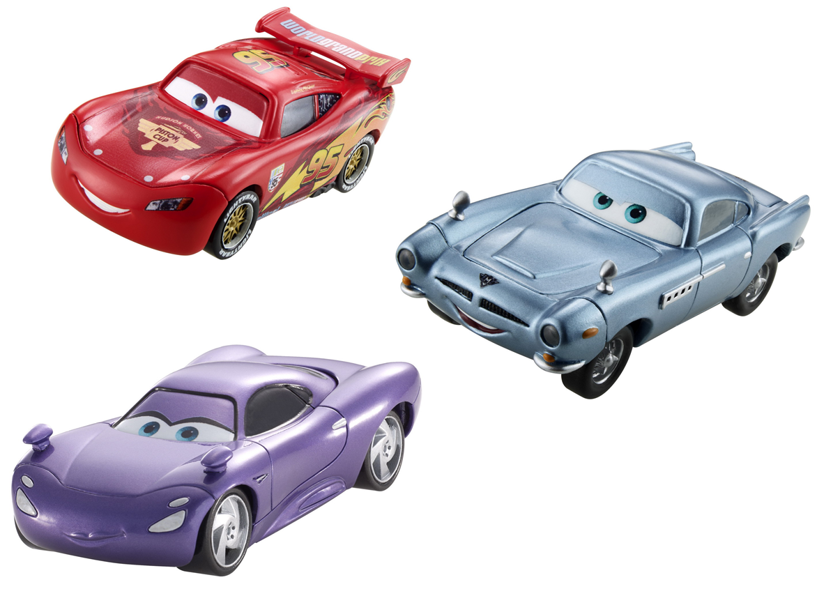 Toys For Cars : Pixar corner cars races into the toy fair