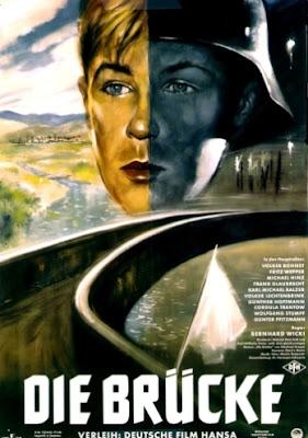 El galardonado largometraje Die Brücke dirigido por Bernhard Wiki en el que Oskar Sala creó los efectos sonoros