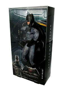 Batman v Superman Batman Barbie Collector Doll Black Label