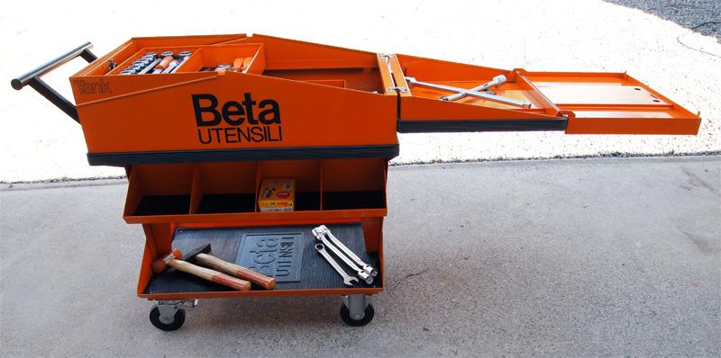 carrello tank beta