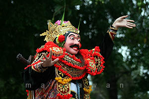Tari Topeng, balinese dance, holiday in bali, balinese art, mask dance