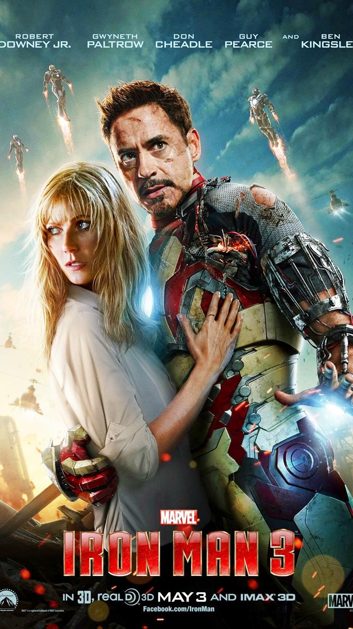 iron man 3 movie cast