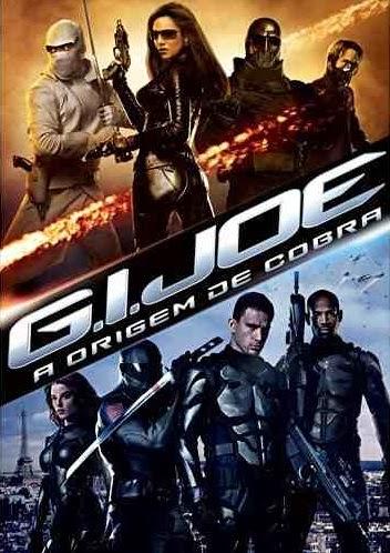 G.I. Joe: A Origem de Cobra – Dublado (2009)