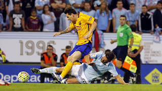 الدوري الإسباني : برشلونة 6 - أتلتيكو بلباو 0 يوسف سيف HD