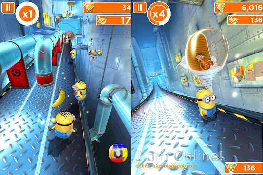 Game: Despicable Me: Minion Rush