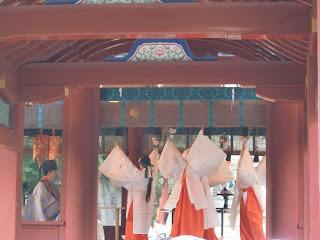 鶴岡八幡宮:立秋祭