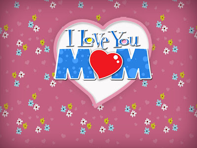 Free Download Mother's Day PowerPoint Cover Slide 7