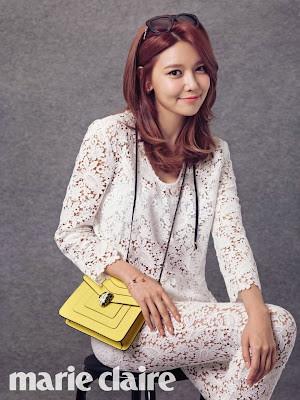 Sooyoung - Marie Claire Magazine May Issue '2015