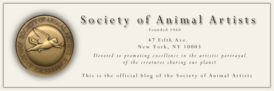 Society of Animal Artists