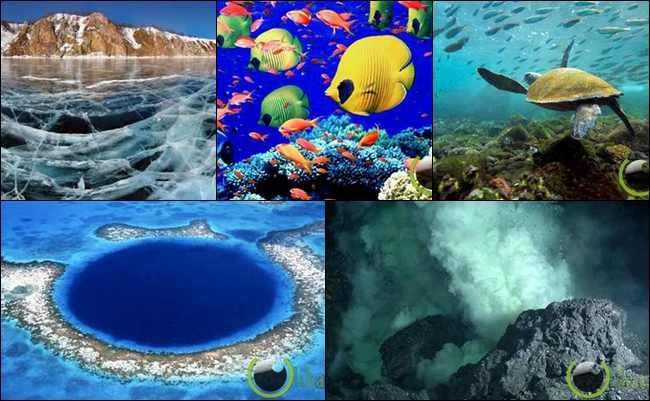7 Keajaiban Alam Bawah Tanah yang paling Indah di Dunia