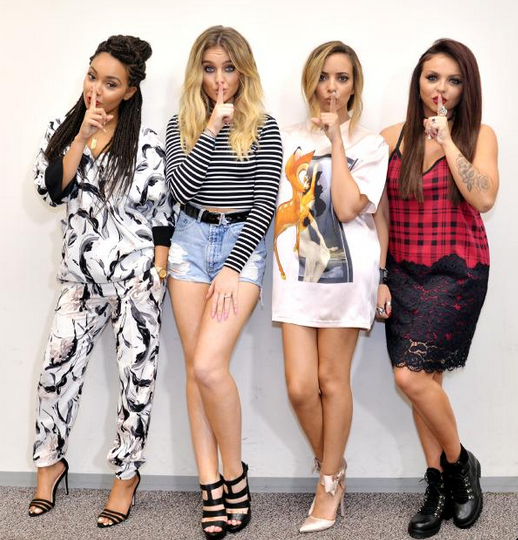 Spain Little Mix Little Mix Para Tv Groove Japon