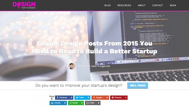 Design for Founders