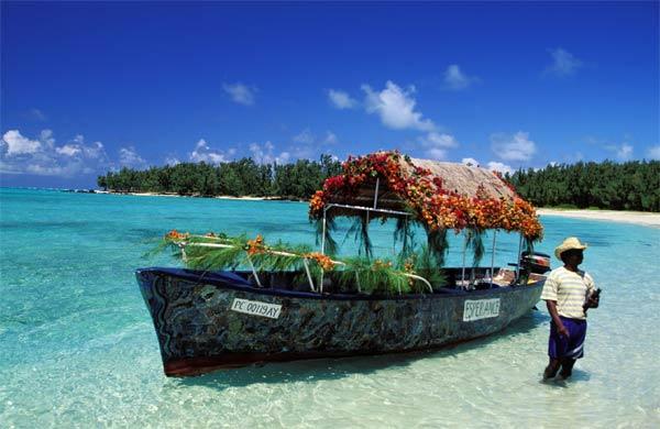 Mauritius Tourism Mauritius Map