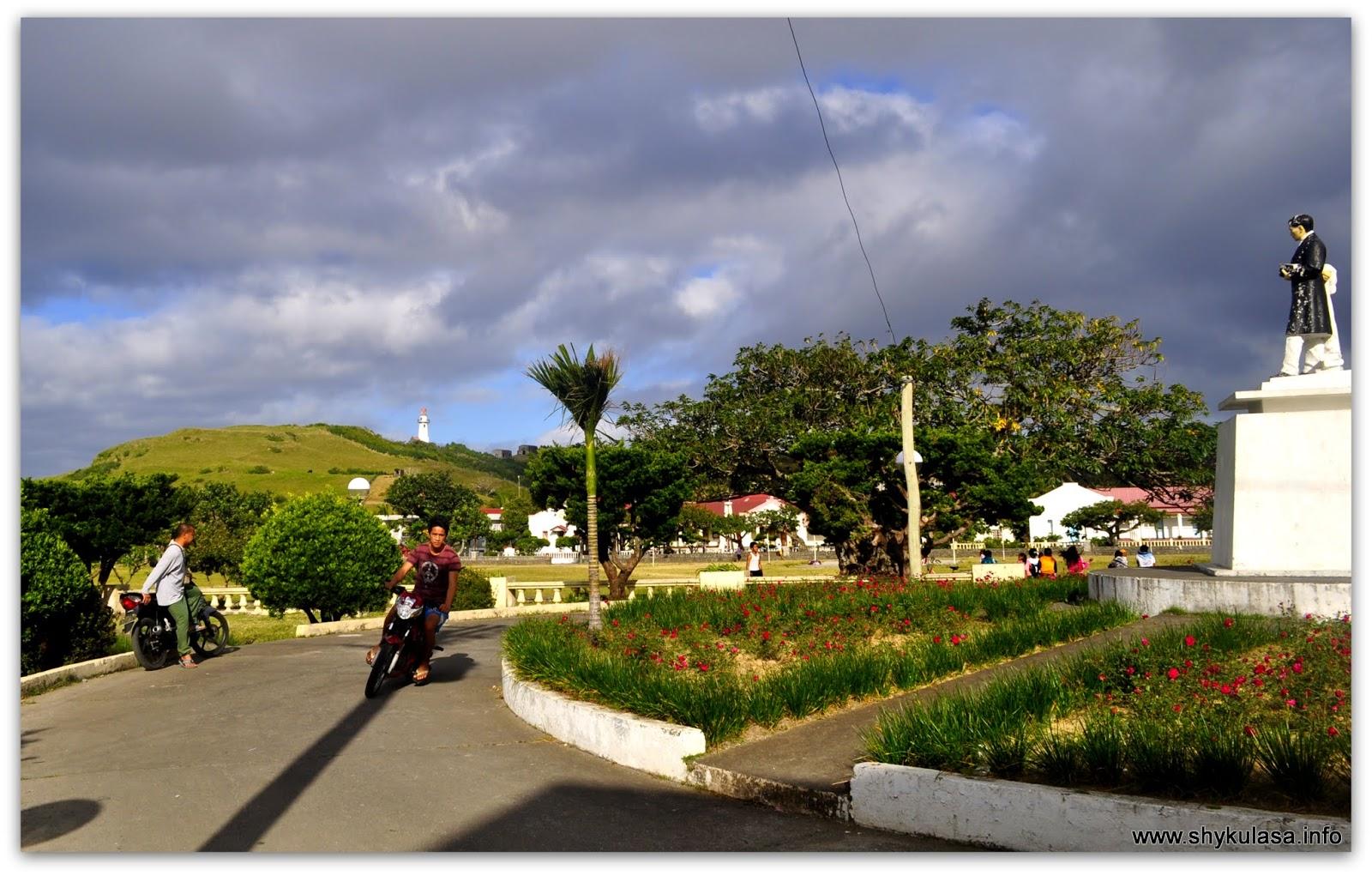 Basco Town Plaza, Batanes