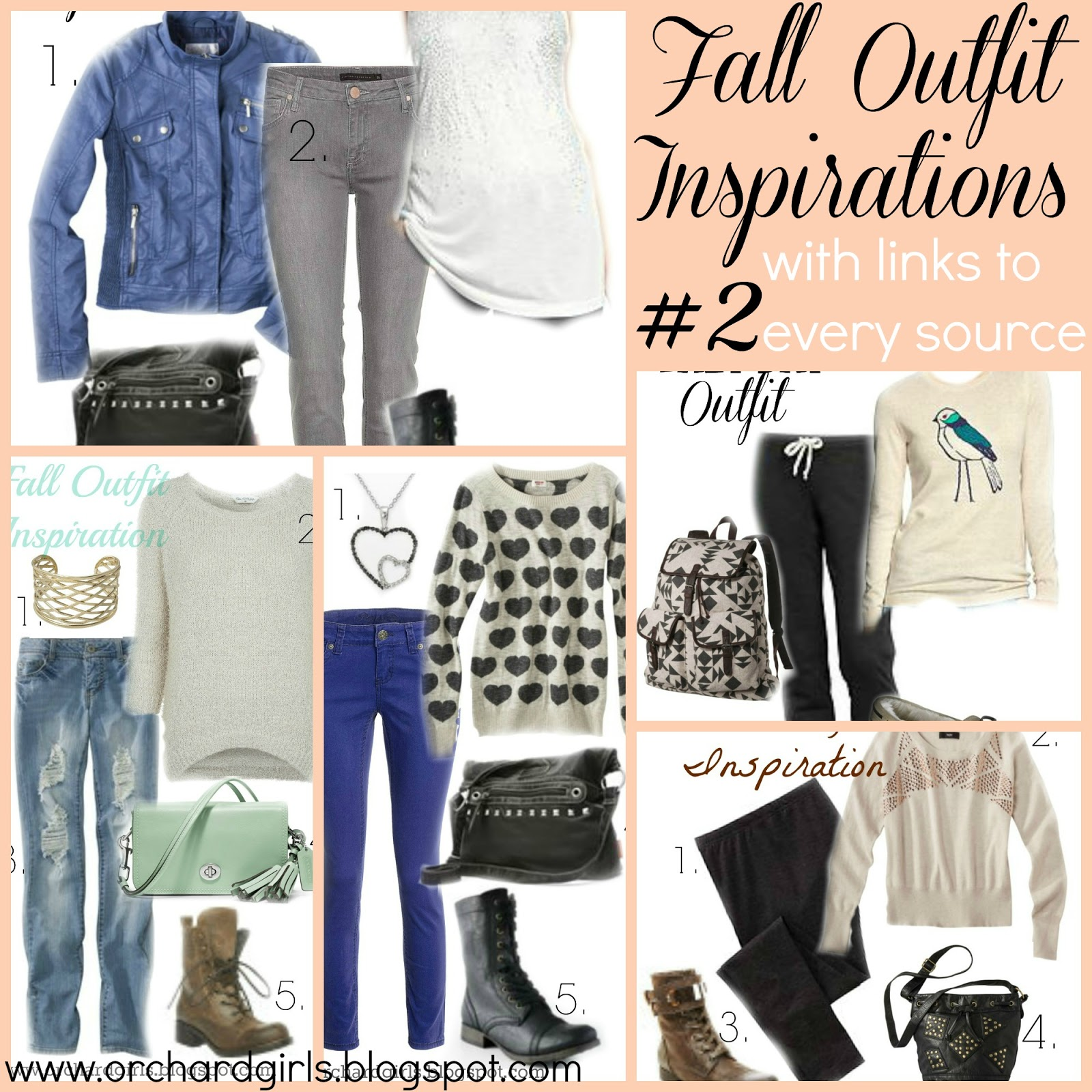 Orchard Girls: Fall Outfit Inspiration #2