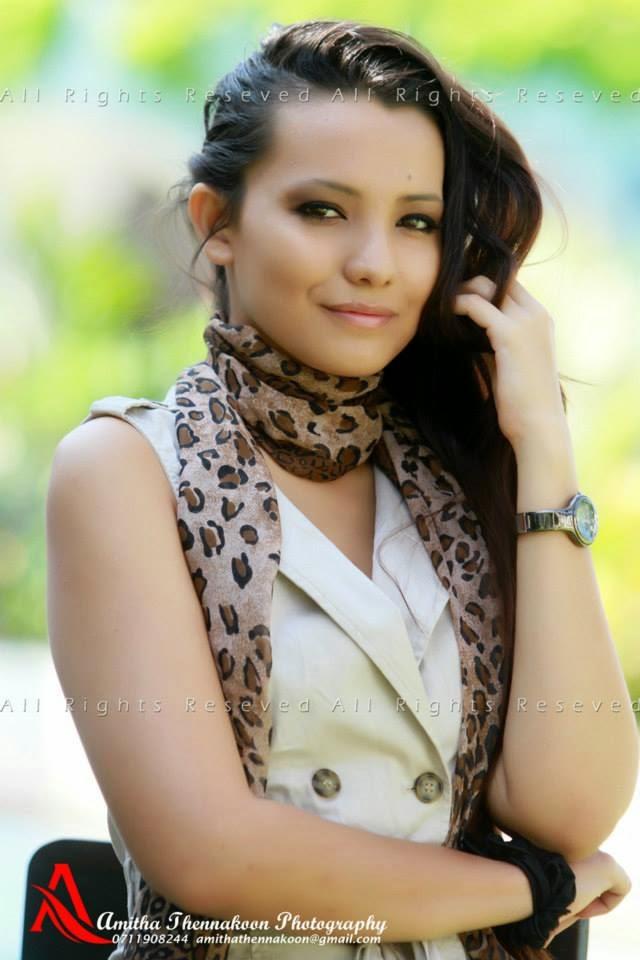 sl model Maria Yusefovna