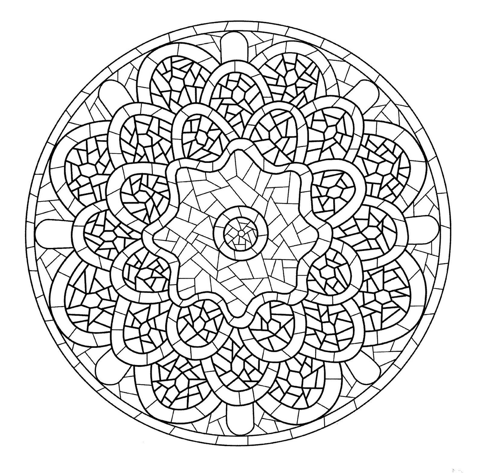 Adresses de Site Web de Mandalas imprimables  colorier gratuits