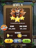 Bubble Safari Score