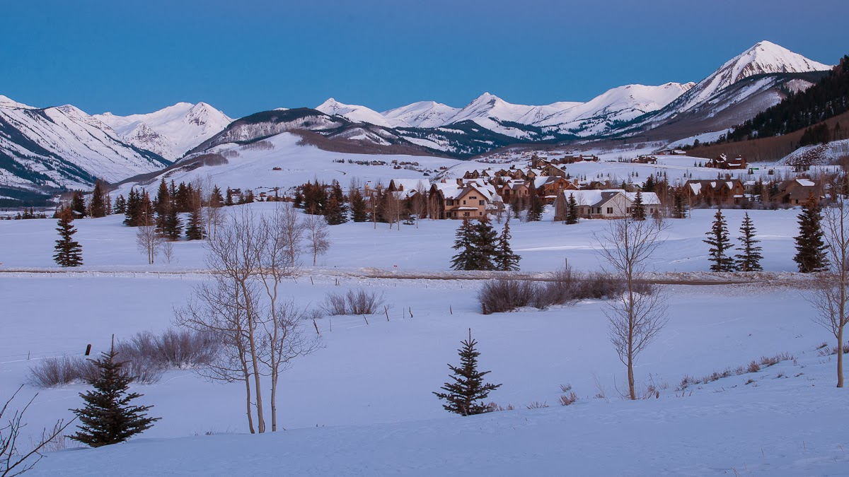 Crested Butte Sunrise