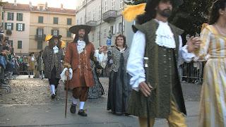17th Century Costumes