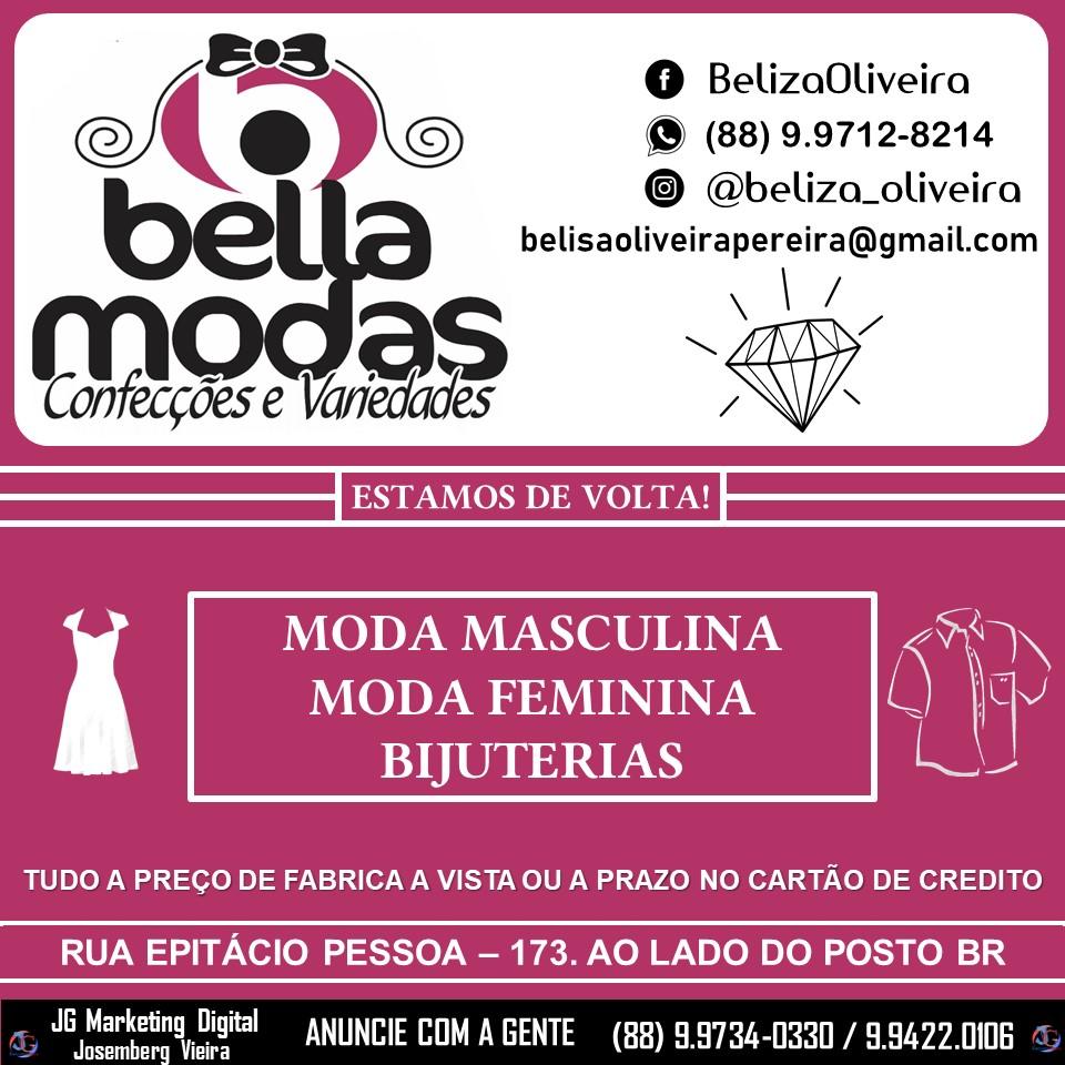 BELLA MODAS