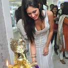 Bruna Abdullah at Naturals Lounge Room Pics