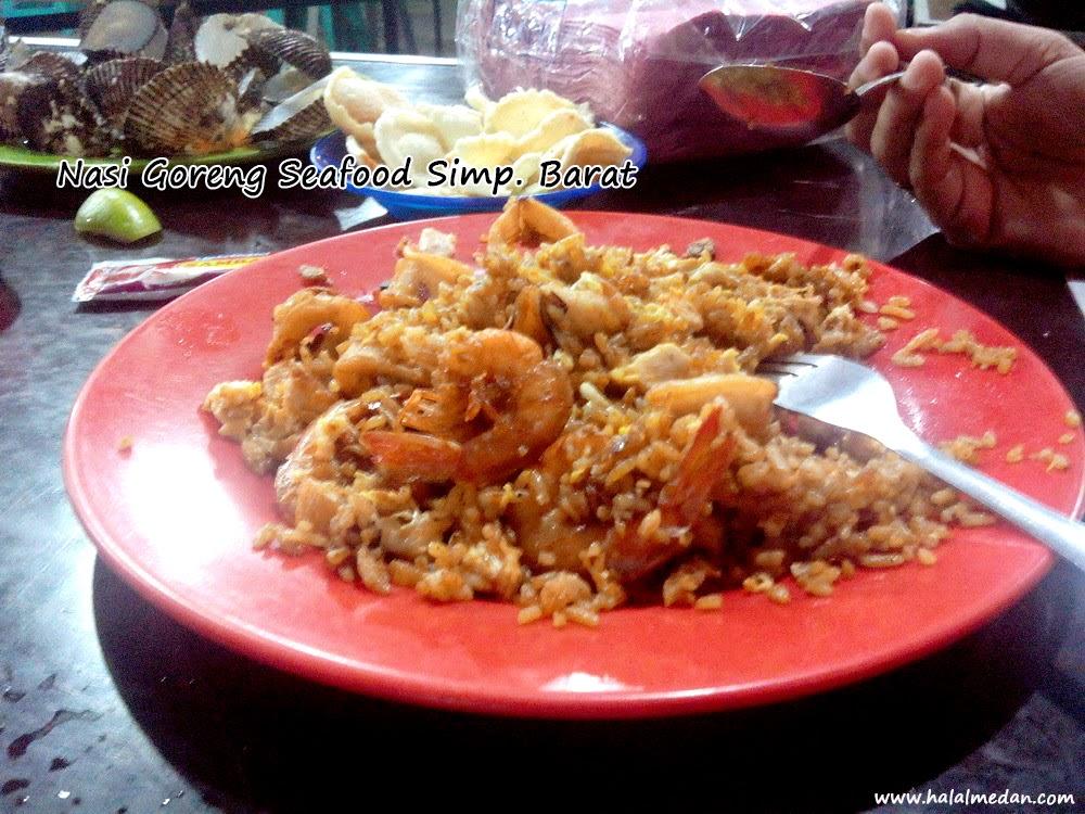 Nasi Goreng Seafood Simpang Barat