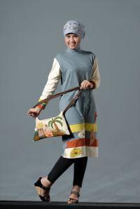 Baju Gaul Wanita Muslim