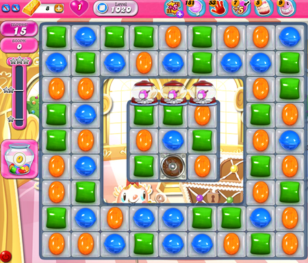 Candy Crush Saga 1020