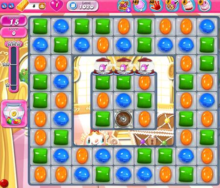 Candy Crush Saga 1020