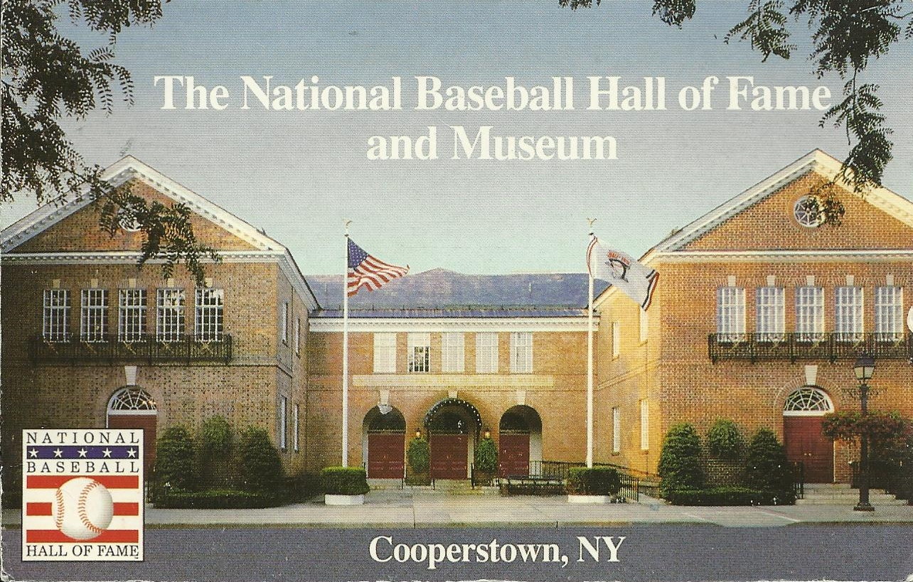 Cooperstown Hall Of Fame