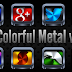 Colorful Metal v2 – Icon Pack v3.1.0 Apk
