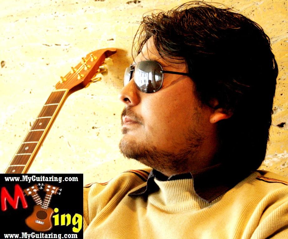Nasamjha bhulidinelai Guitar Chords By Adrian Pradhan - Guitar ...