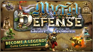 Download Android Game Myth Defense: Light Forces HD APK 2013 Full Version