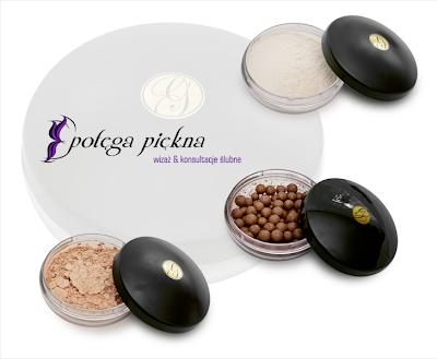 Kosmetyki do makijażu - Puder sypki, puder bronzujący, puder fixujący