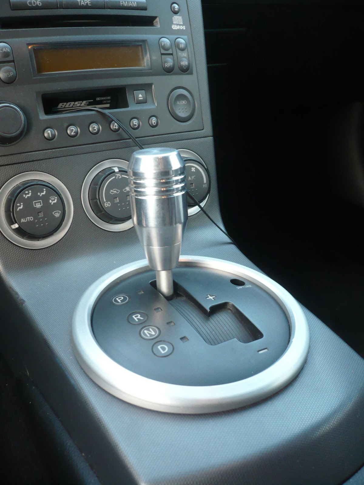 Custom Z Auto Shift Knobs ZDriver