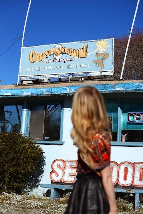 creekside smokehouse seafood and smoked salmon