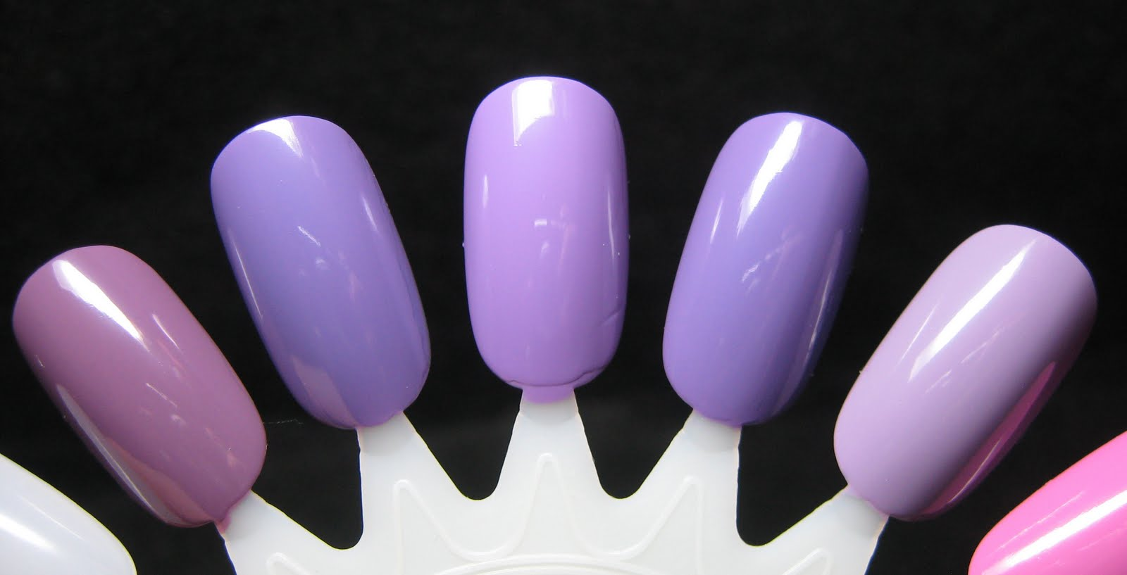 opi do you lilac it vs done out in deco