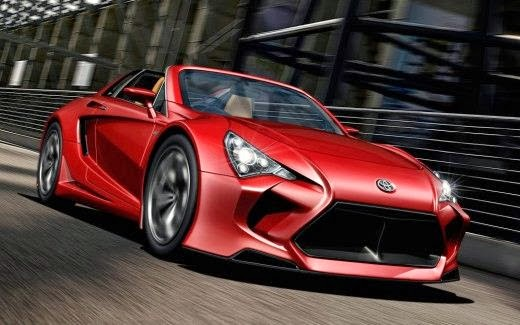 2014 Toyota Supra Specs and Price