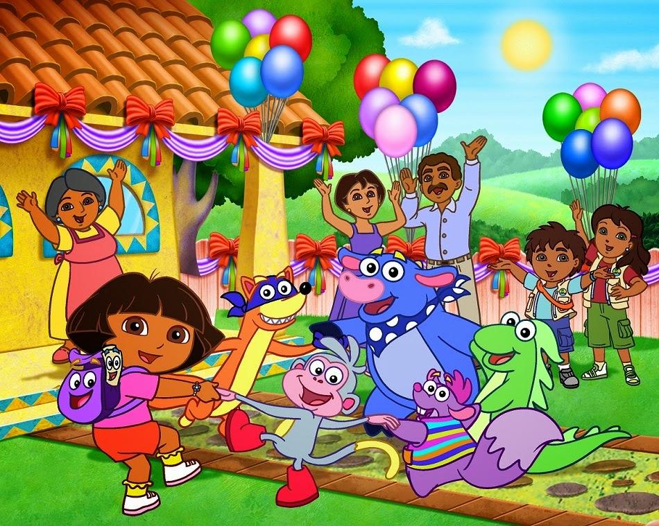 Dora the Explorer 1999