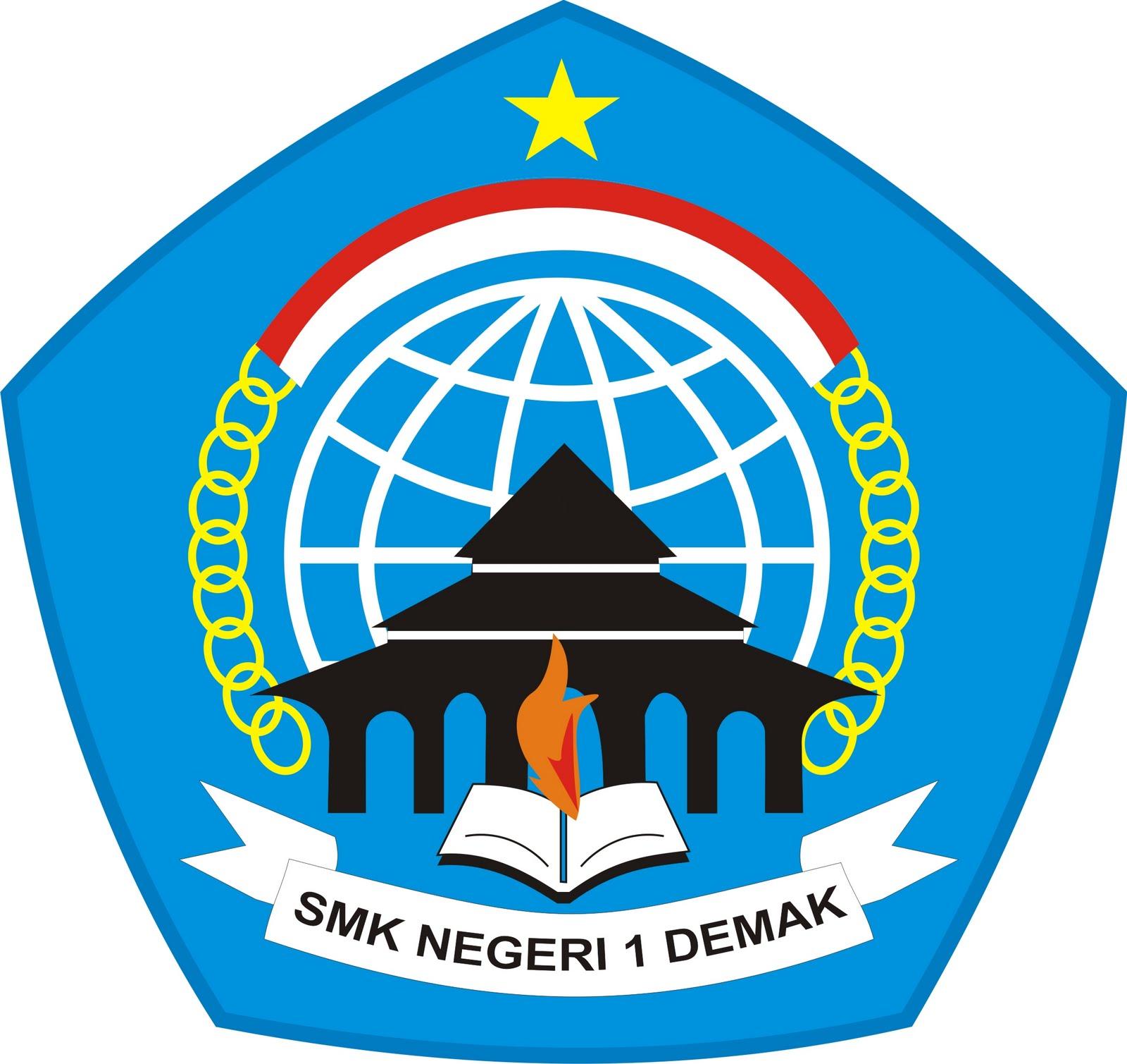 logo smk n 1 demak