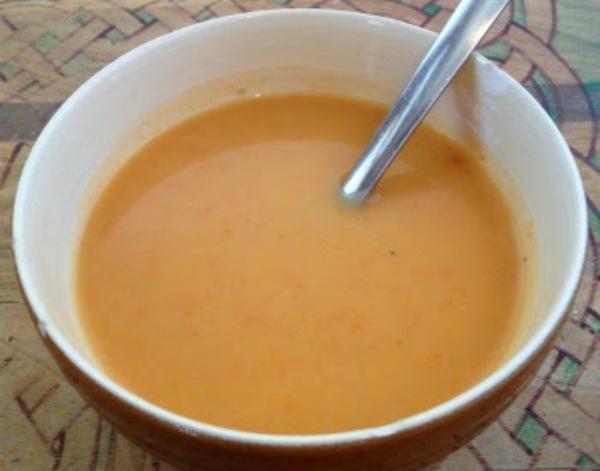 Two-potato Soup - Kim's Welcoming Kitchen