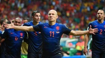 Belanda vs Kosta Rika