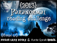 2013 Paranormal Reading Challenge