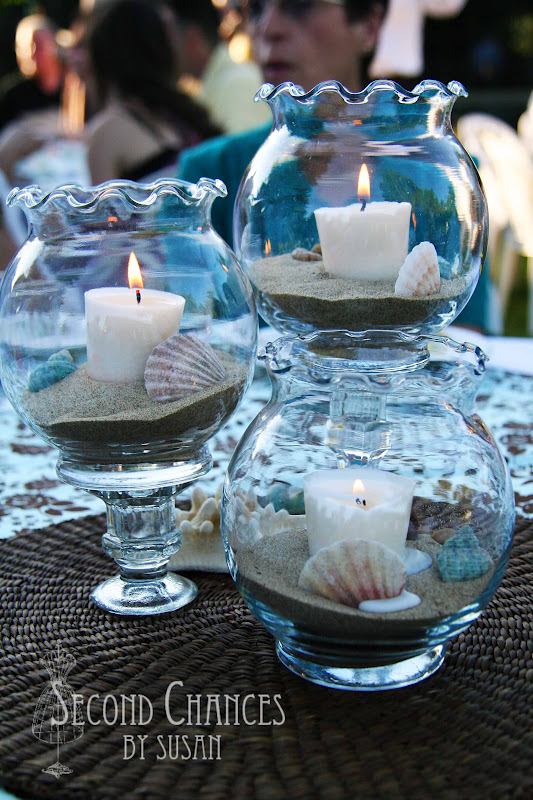 Second Chances By Susan Wedding 2 A Beach Theme