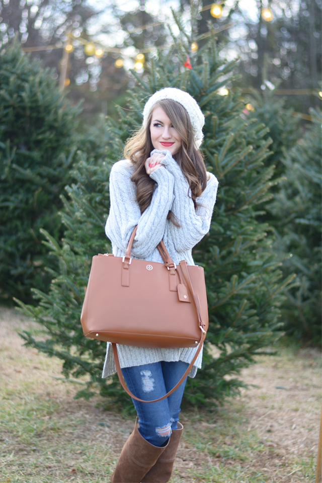 Southern Curls & Pearls: Christmas Tree Shopping…