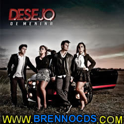 Desejo de Menina - Sem Medo - Vol.8 2013