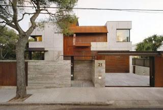 Desain Rumah Mewah 1 Lantai Minimalis 1